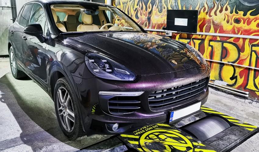 Porsche Cayenne 3.0TDI 2018