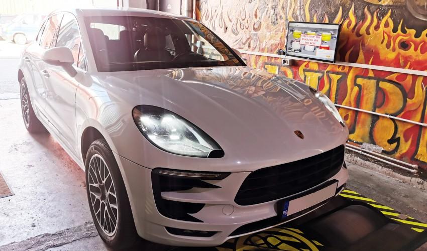 Porsche Macan 3.0TDI