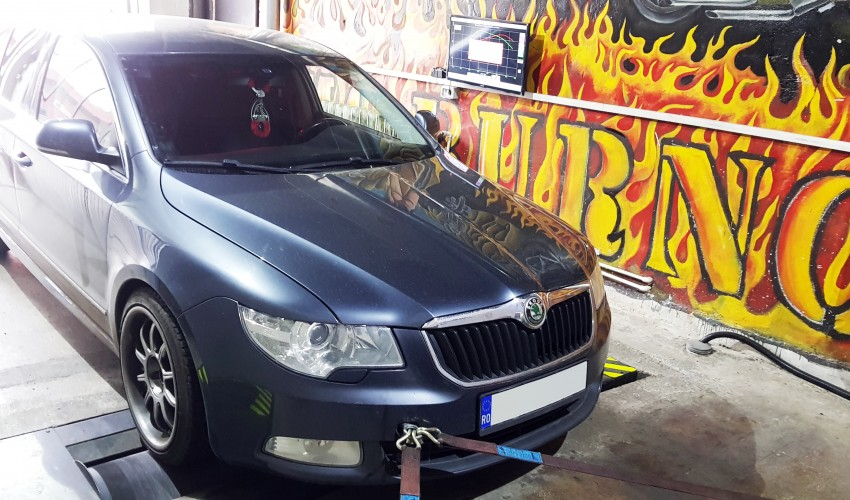 Skoda Superb - 1.9TDI