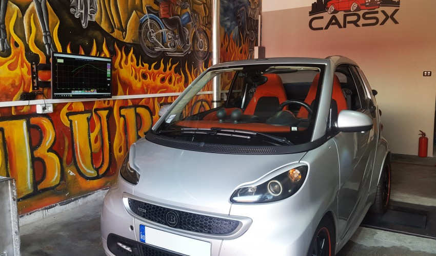 Smart ForTwo - 0.8cdi