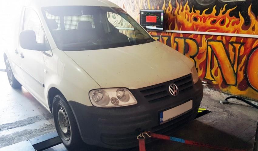 VW Caddy - 1.9TDI