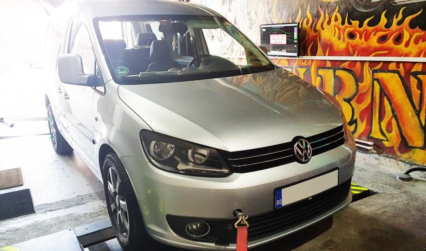 VW Caddy - 2.0TDI