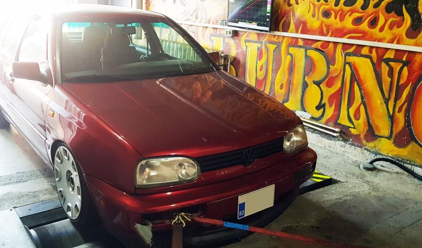 VW Golf 3 - 1.9TDI