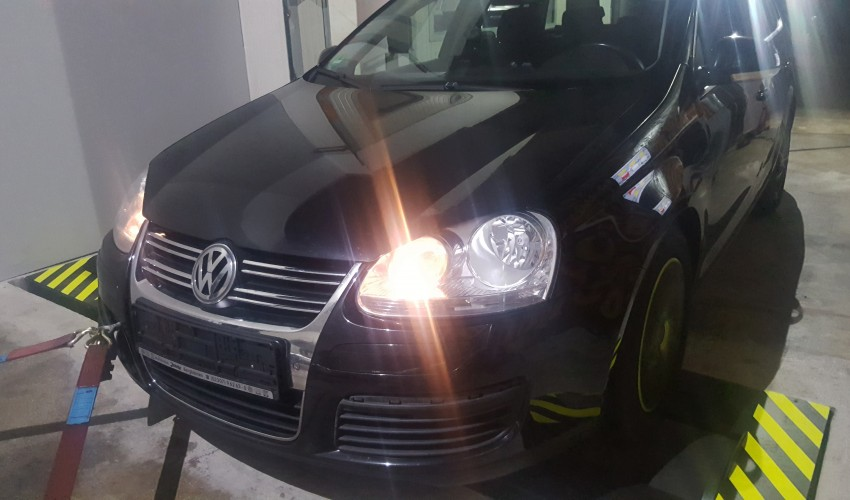 VW Golf 5 - 1.9TDI