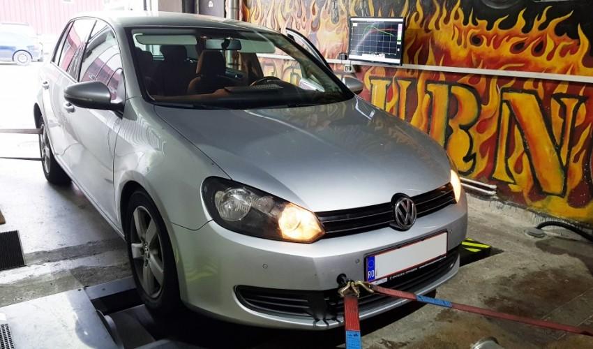 VW Golf 6 - 1.6TDI
