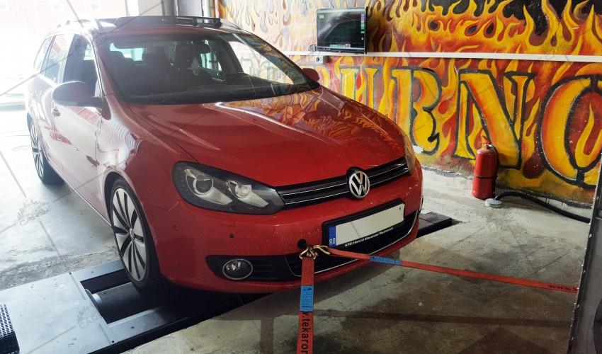 VW Golf 6 - 2.0TDI