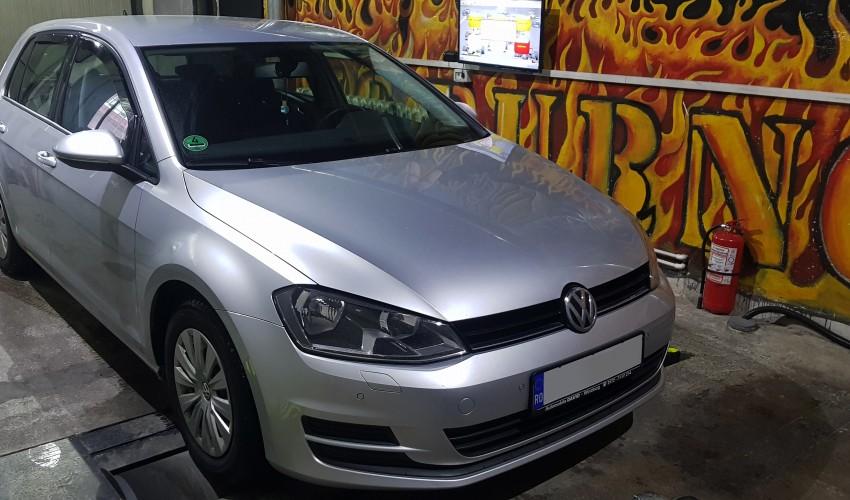 VW Golf 7 - 1.6TDI
