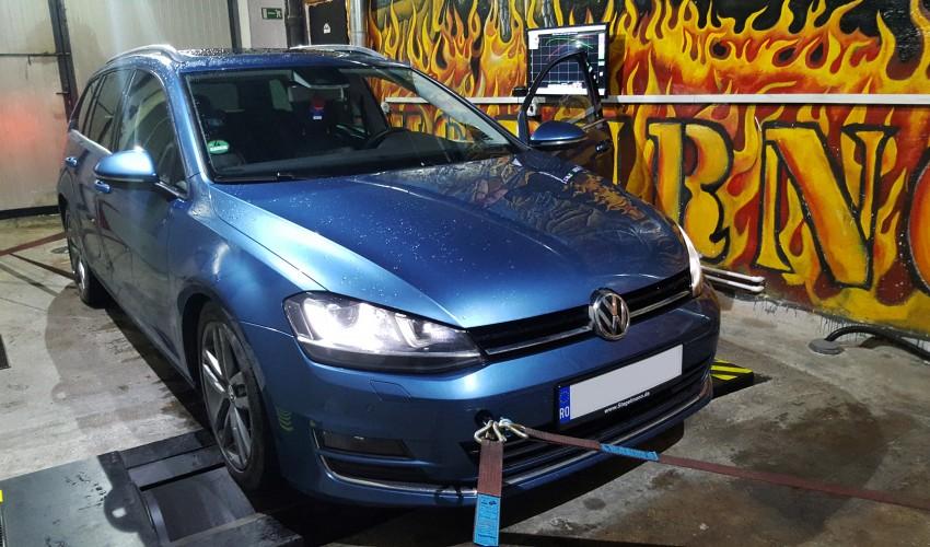 VW Golf 7 - 2.0TDI
