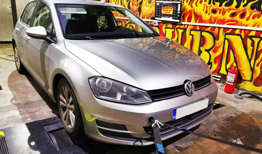 VW Golf 7 - 2.0TDI