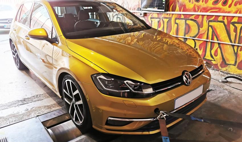 VW Golf 7.5 - 1.4TSI