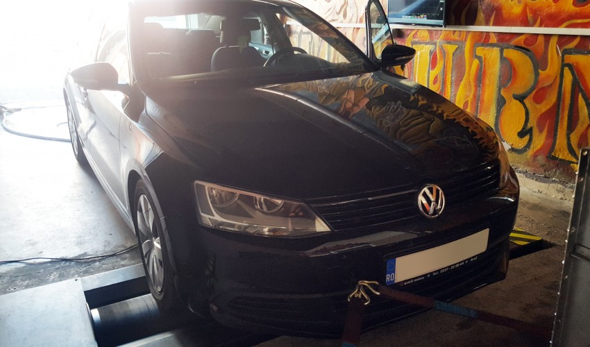 VW Jetta - 1.4TSI