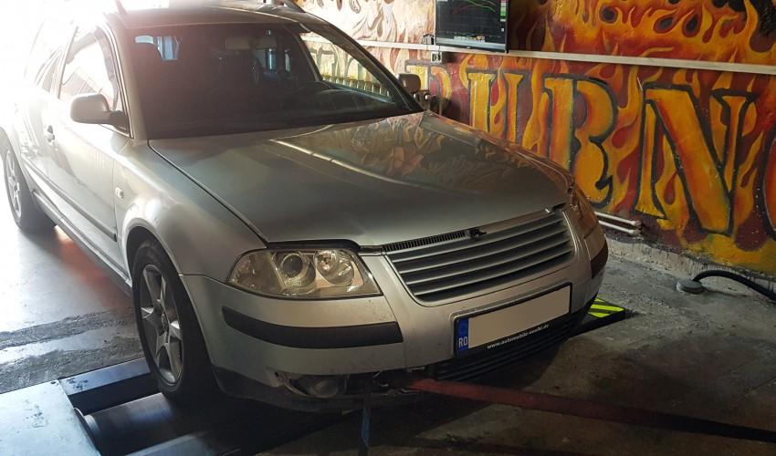 VW Passat B5.5 - 1.9TDI