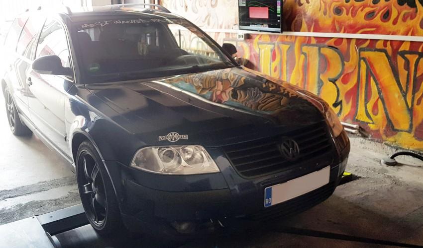 VW Passat B5.5 - 2.0TDI
