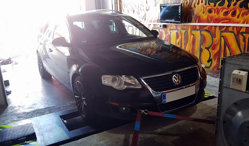 VW Passat B6 - 1.9TDI