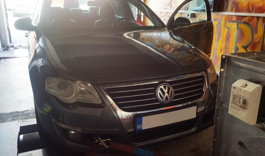 VW Passat B6 - 2.0TDI