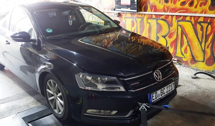 VW Passat B7 - 1.6TDI