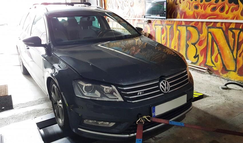 VW Passat B7 - 2.0TDI