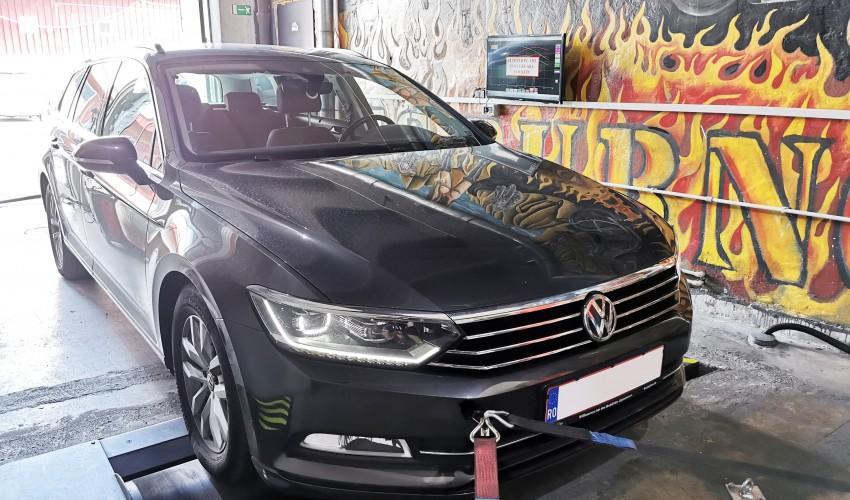 VW Passat B8 - 2.0TDI