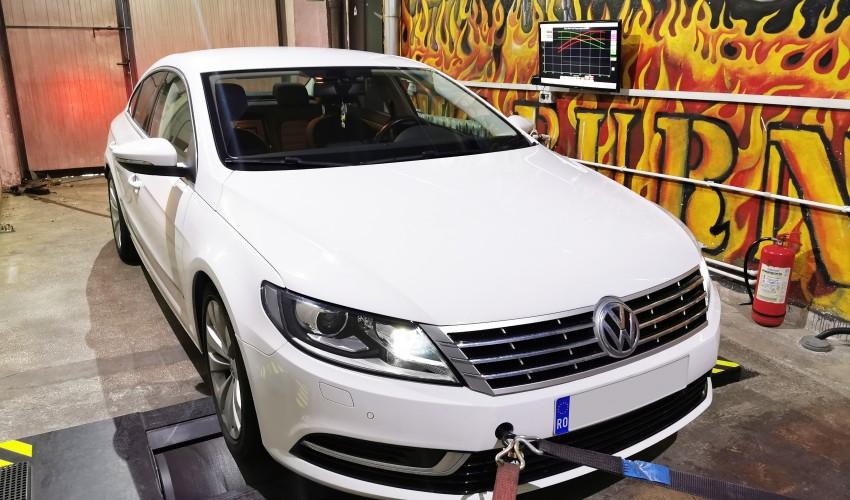 VW Passat CC - 2.0TDI