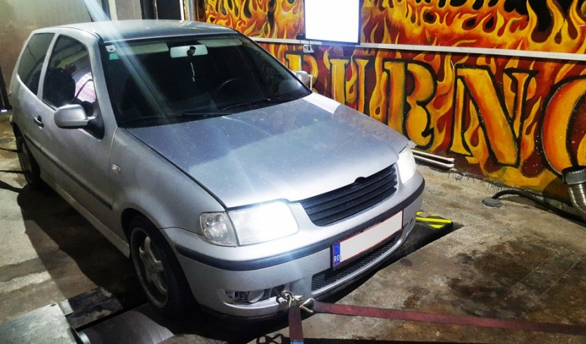 VW Polo - 1.4TDI