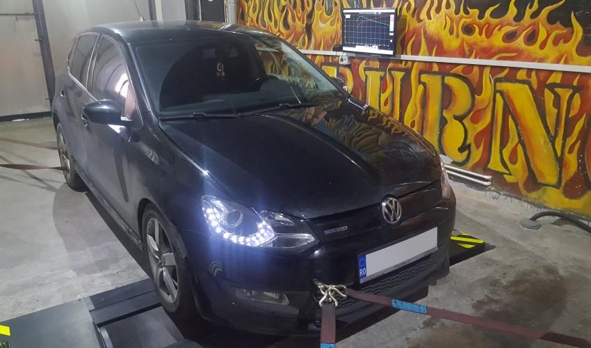 VW Polo 6R - 1.2TDI