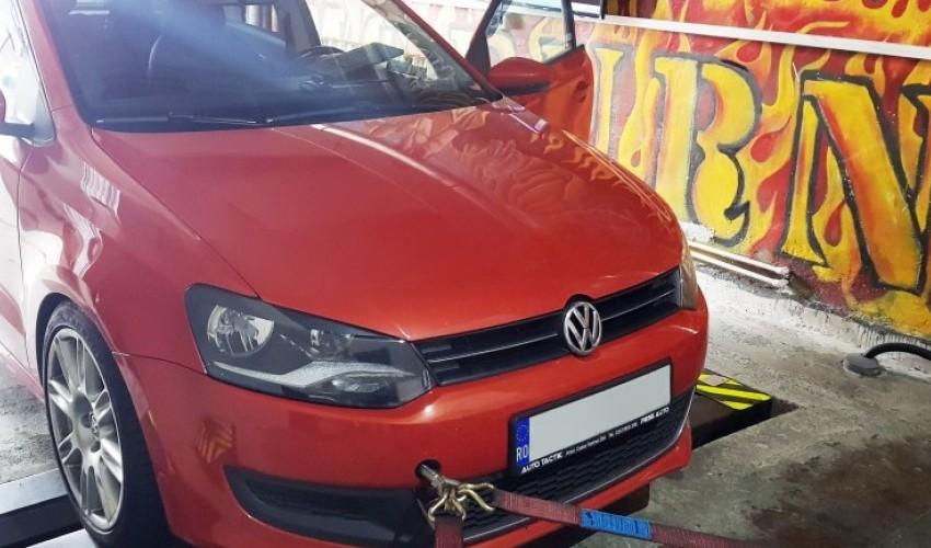 VW Polo 6R - 1.6TDI