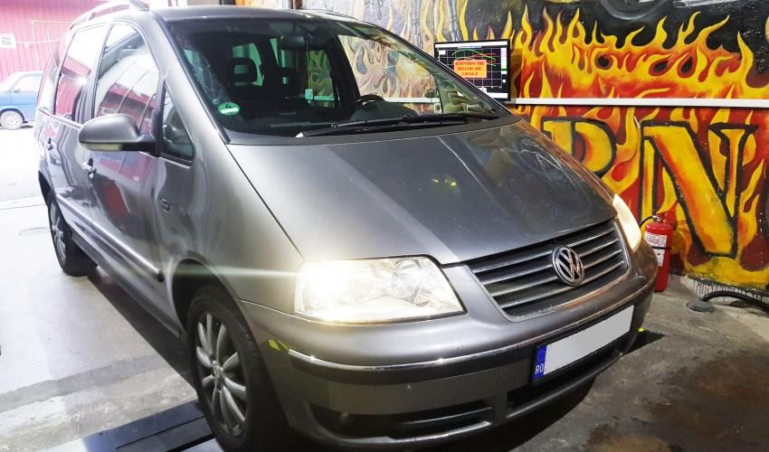 VW Sharan - 1.9TDI