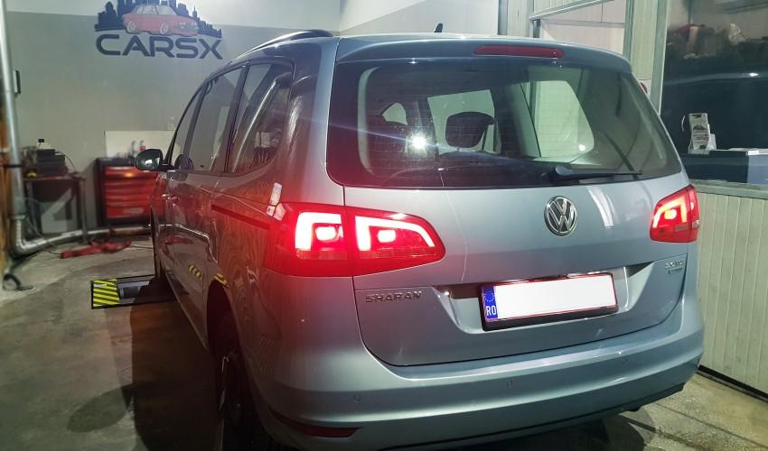 VW Sharan - 2.0TDI