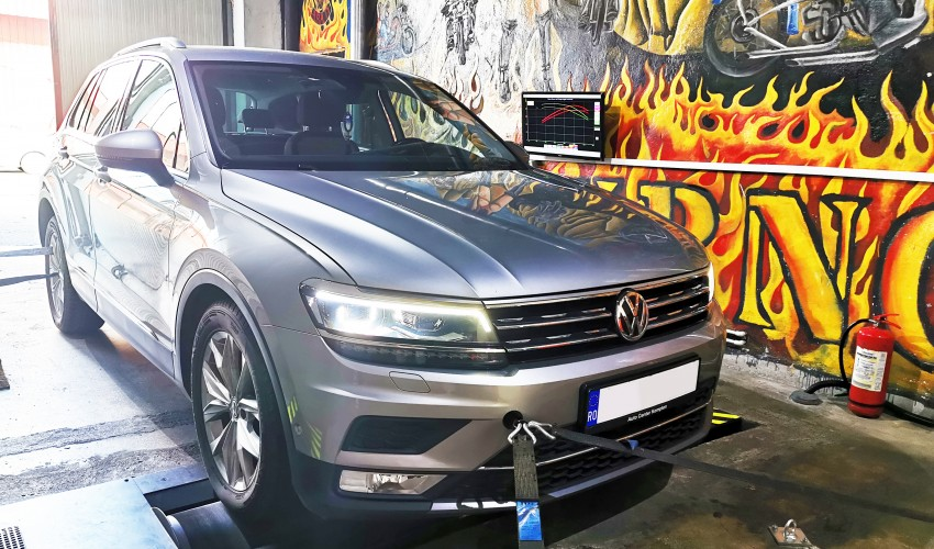 VW Tiguan - 2.0TDI