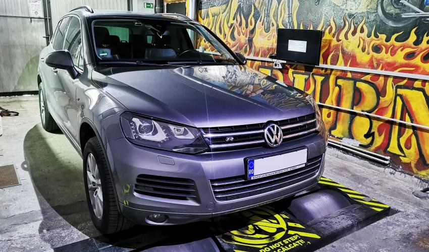 VW Touareg 7P - 2013