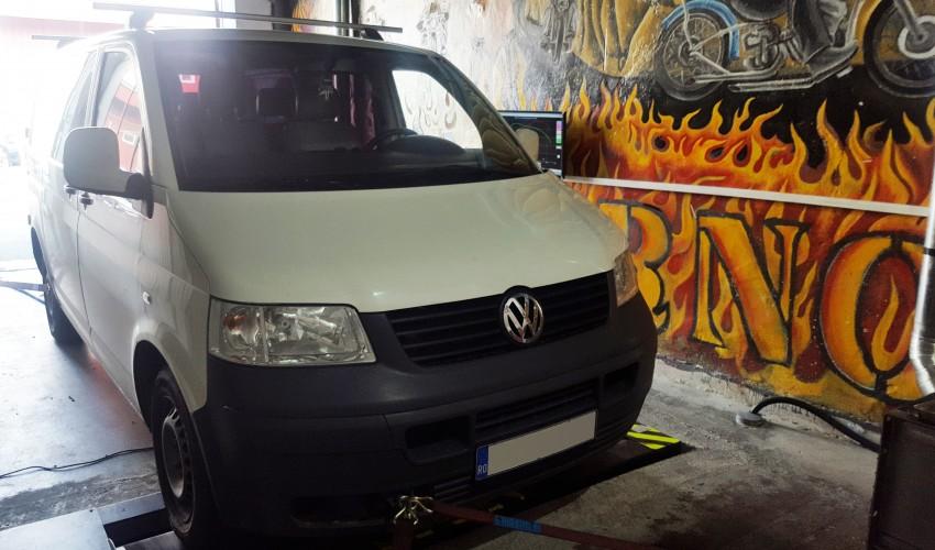 VW Transporter T5 - 1.9TDI